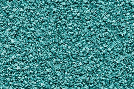 tifana の濃い青い色のフレークをひき割り穀物から抽象的なテクスチャ背景 写真素材