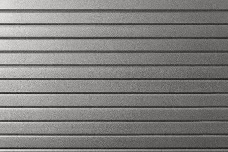 channeled: corrugated texture for a striped channeled background and for wallpaper Stock Photo