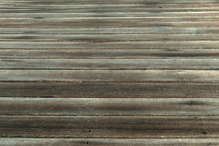 channeled: old abstract texture of wooden boards with an attrition for a background and for wallpaper Stock Photo