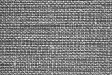 illustration of abstract speckled texture of fabric or textile material of gray color for a background or for desktop wallpaper Stok Fotoğraf