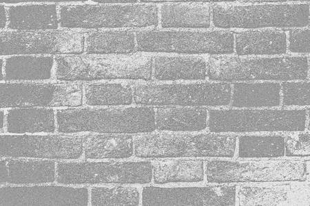 brick corrugated texture of pale gray color for a background or for wallpaper 写真素材 - 119288025