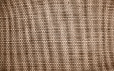 textured surface of old coarse fabric or textile material for background or for wallpaper 写真素材