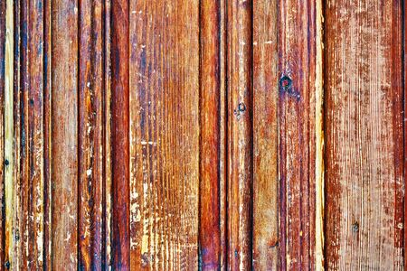 vintage surface texture of old wooden boards for abstract background or wallpaper