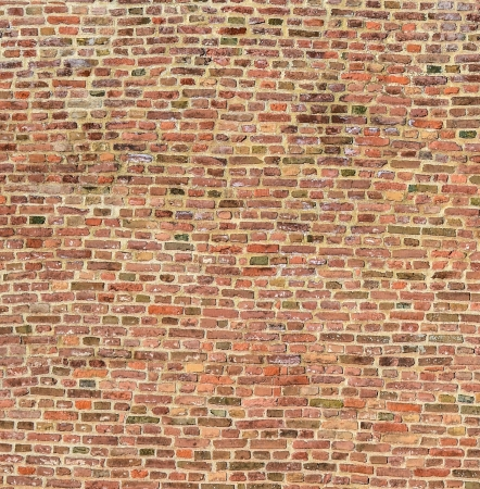 pared rota: Brickwall textura Foto de archivo