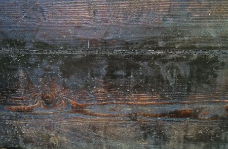 Black wood texture photo