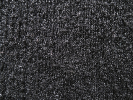Background of black carpet pattern texture flooring Stock Photo - 17286414