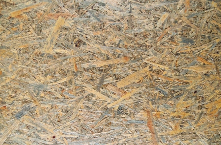 Close up of a recycle compressed wood surface photo