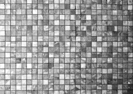 Mosaic tiles background photo