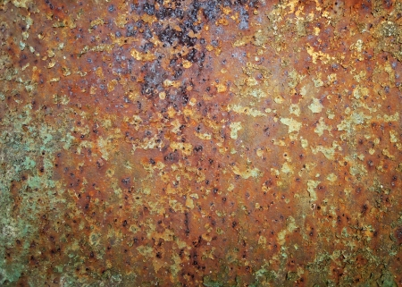 Rusted background texture photo