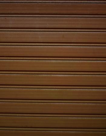 Brown steel door texture Stock Photo - 21911585