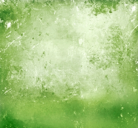 Green abstract grunge background photo
