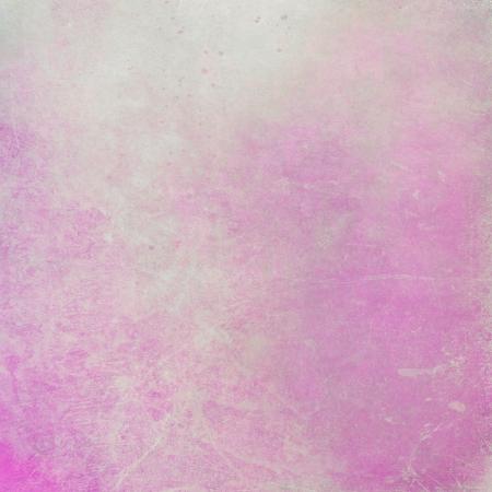 artsy: Pink vintage background Stock Photo