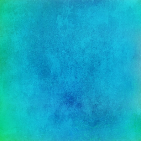 spattered: Grunge abstract blue background Stock Photo