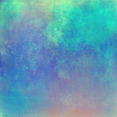 Blue abstract vintage background Stock Photo - 23100835