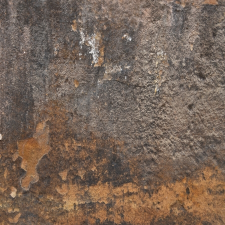 terracotta: ancient sand stone wall, grunge background or texture