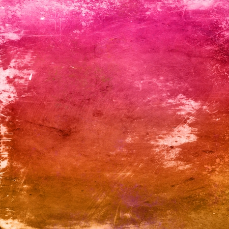 Pink Grunge background Stock Photo - 25491977