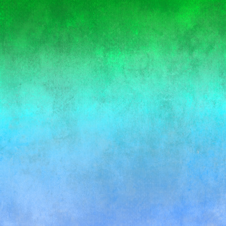 Green and blue canvas background photo