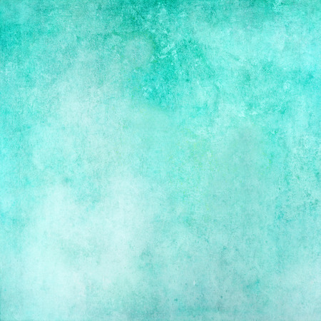 and turquoise: Green light color background