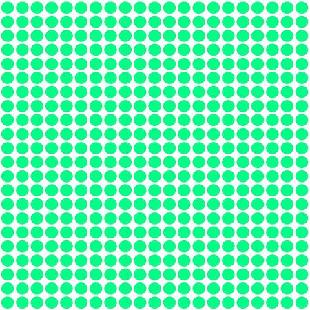 pattern pois: Verde Pois pattern di sfondo