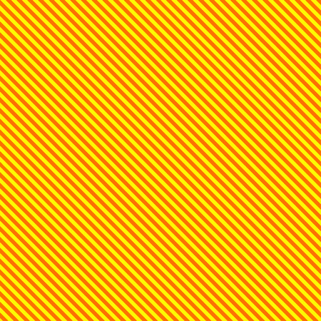 Orange and yellow stripe pattern Stock Photo