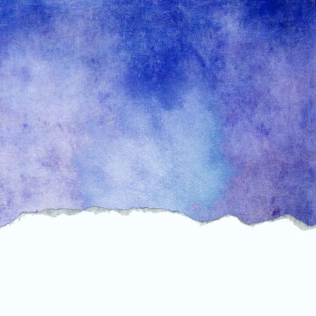 fondo vintage azul: Fondo azul de la vendimia con el espacio en blanco Foto de archivo