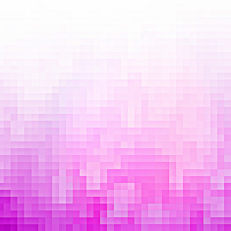 Abstract purple pixel background photo