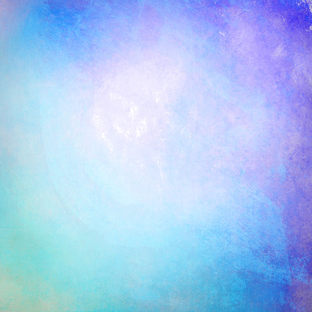 Beautiful turquoise pastel background