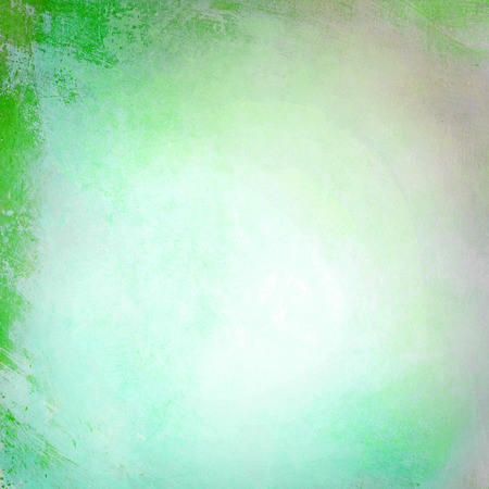 Green grunge background texture Stock Photo