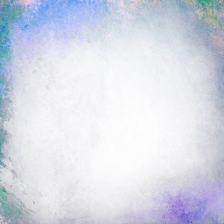 Multicolored grunge background texture