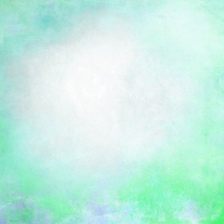 Vintage green pastel background