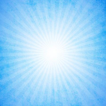 Grunge turquoise starburst effect background photo