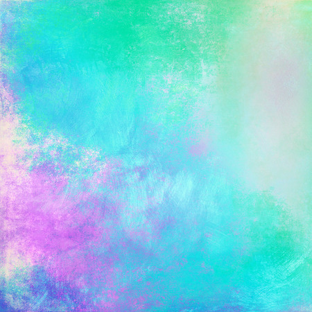 Green colorful abstract pastel background