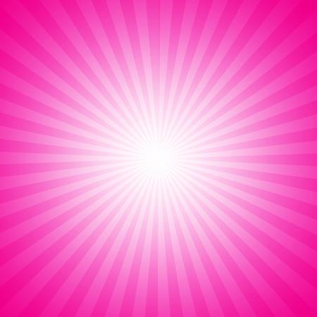 Pink starburst effect background photo