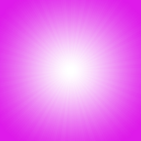 Purple starburst effect