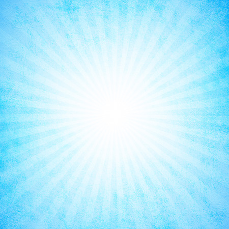 Grunge turquoise starburst effect background