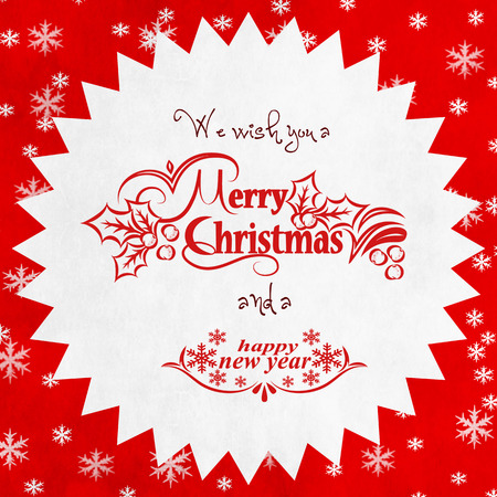 wording: Merry Christmas Season Greetings Quote