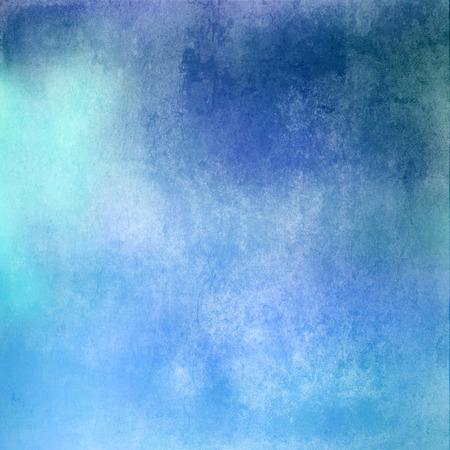 vista: Blue dark background Stock Photo