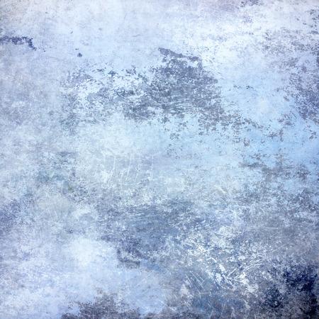 scratched: Blue scratched grunge background