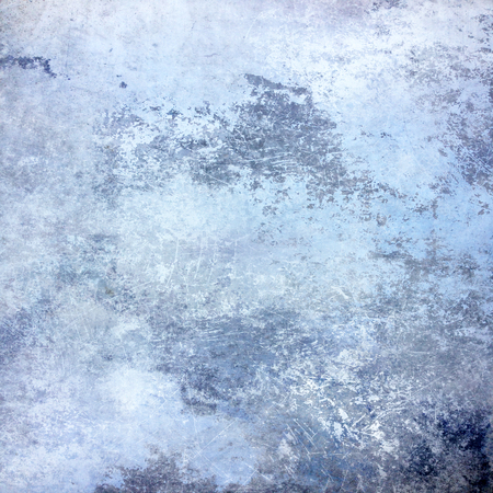 scratched: Blue scratched grunge background