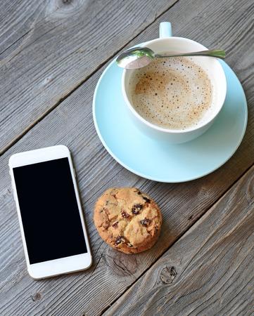 break: Coffee break Stock Photo