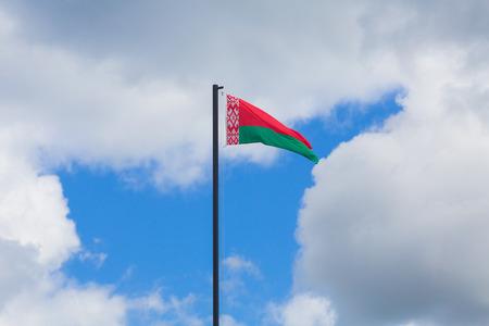 Flag Republic of Belarus, state symbol