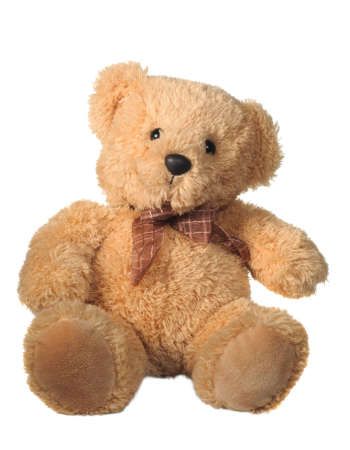 furry animals: teddy bear Stock Photo