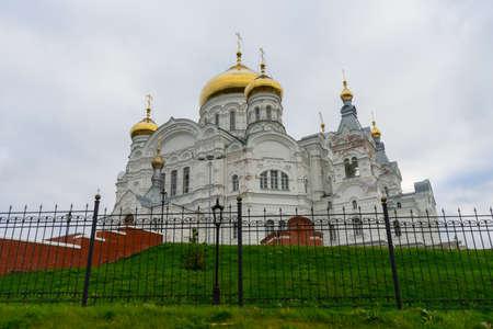 Perm, Russia: Belogorsky St. Nicholas Orthodox Missionary Monastery Belogorsk monastery