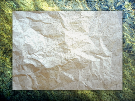 Old paper sheet, Abstract background, Wall paint