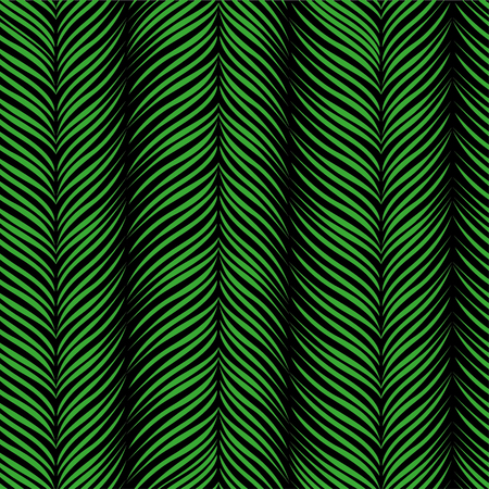 Trendy simple seamless tropical pattern.
