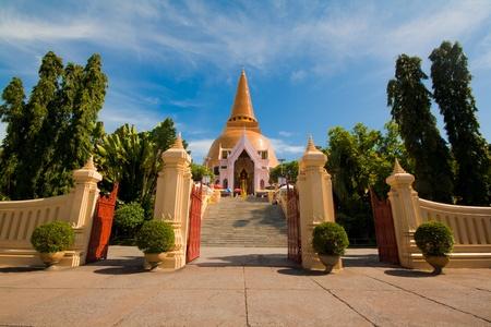 Pagoda in Thailand, Stock Photo - 11550270