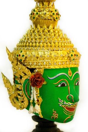 Green,Indra,Ramayana photo