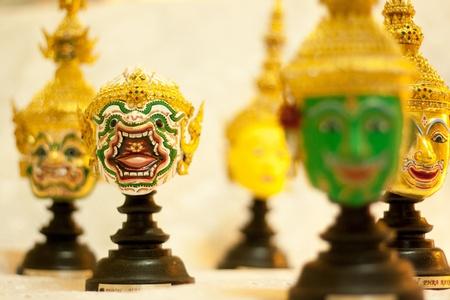 model,Ramayana,Thailand Stock Photo - 11753814