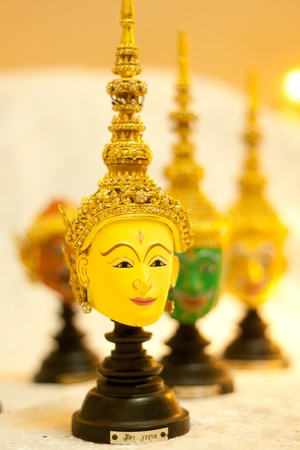 Sida,Ramayana,Thailand Stock Photo - 11753812