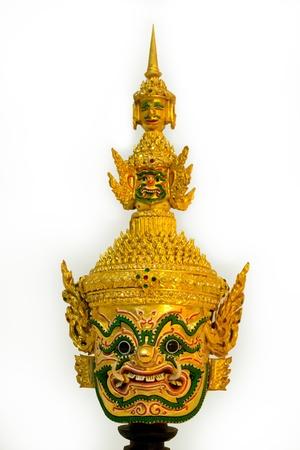 giant,Ramayana in Thailand Stock Photo - 11753800